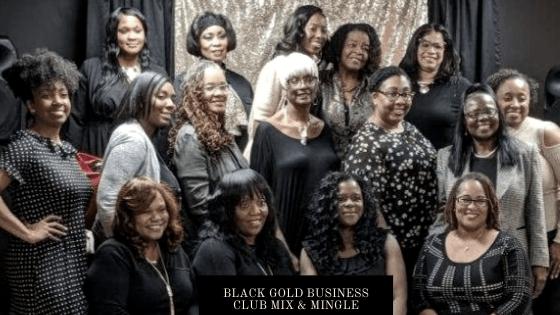 Black Gold Business Club Mix & Mingle
