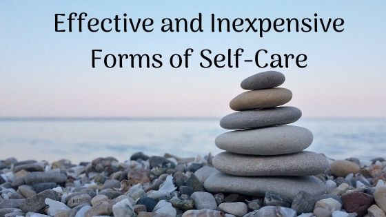 Effective and Inexpensive Forms of Self-Care