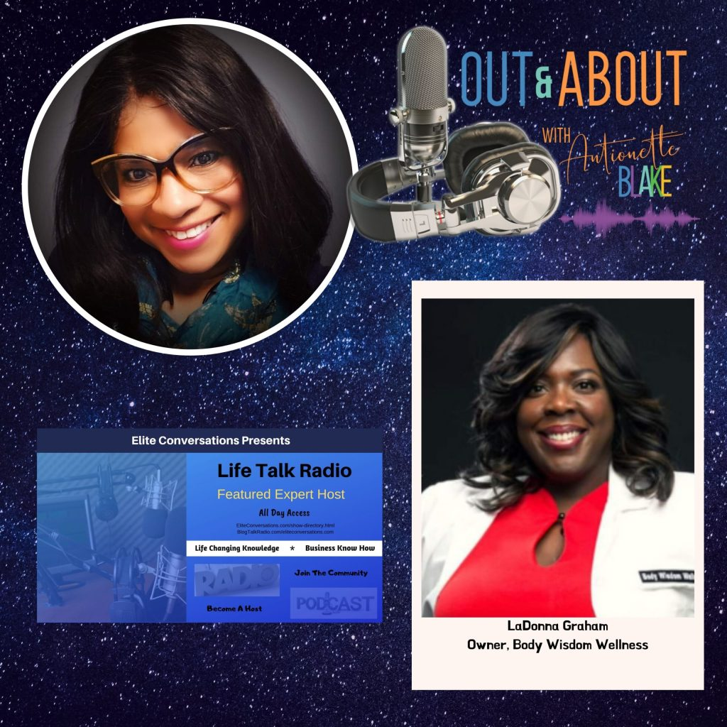 Podcast Interview with La Graham