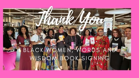 Black Women, Words and Wisdom Book Signing