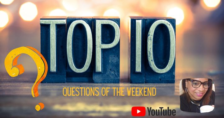 Top 10 Podcasting Questions of the Weekend Episode 6/8/2020