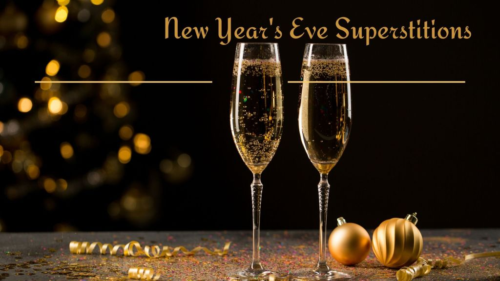 New Year's Eve Superstitions