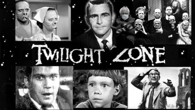 Twilight Zone Bernie Meme