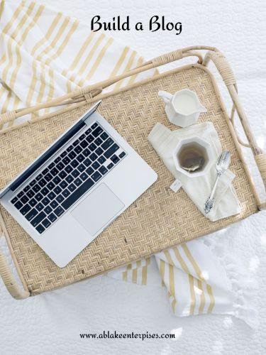 Build a Blog Course