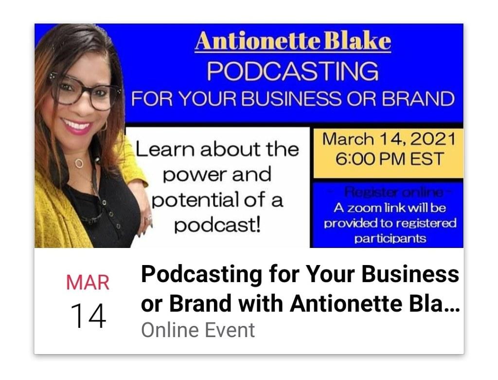 podcasting presentation