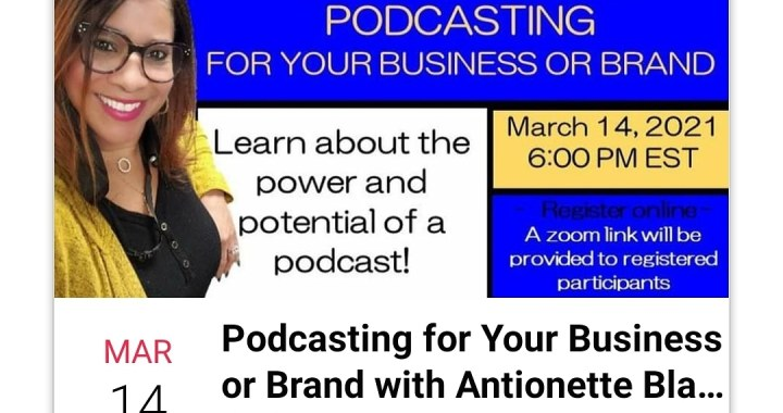 Podcasting For Your Business or Your Brand Presentations