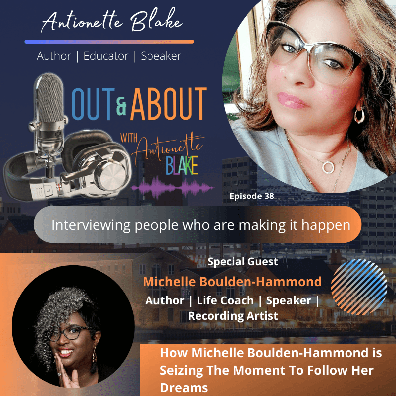 Out & About Interview with Michelle Boulden Hammond