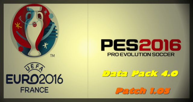 PES 2016 Data Pack 4 (DLC 4)