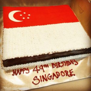 singapore national day cake