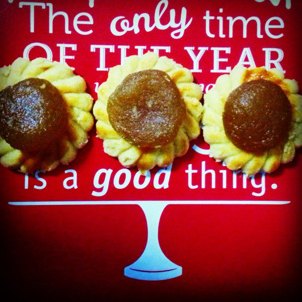 cny 2015 best vegan pineapple tart