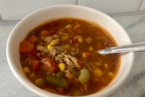 Two of My Favorite Soup Recipes – Maryland Crab Vegetable Soup and Hearty Tomato Soup