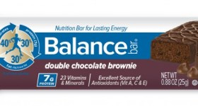 Back to School with Balance Bar mini energy bars {Review & Giveaway}