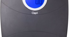 Ozeri WeightMaster Digital Bathroom Scale with Microban Antimicrobial Product Protection {Review}