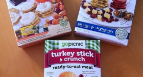 Go Picnic Ready-To-Eat Meals {Review & Giveaway}