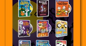 Warner Bros. Halloween Spook-tacular DVD Giveaway and Exclusive Blog App #WBHalloween