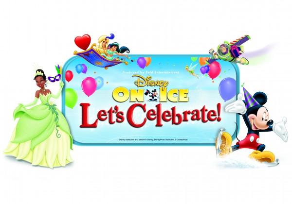 Disney on Ice Celebrate Logo