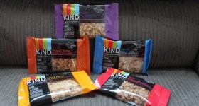 Making Life #kindawesome for My Family With KIND Healthy Grain Bars {Review}