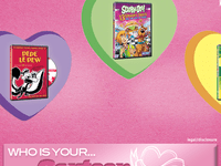 Flash Giveaway! Enter to #Win a Valentine Themed DVD from Warner Bros!
