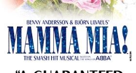 Mamma Mia! Coming to the Academy of Music in Philadelphia Feb 25 – Mar 2