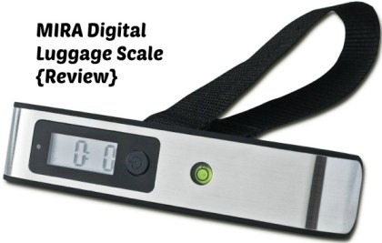 Mira Digital Scale 2