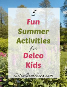 summer camp activities delco fcs