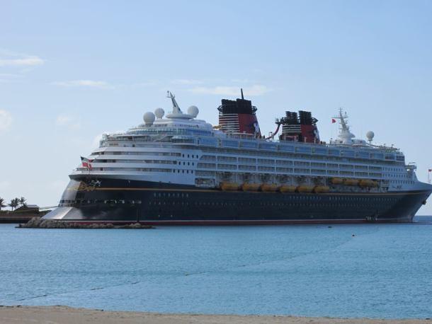 Disney cruise pic