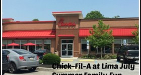 Chick-Fil-A at Lima Hosts July Summer Family Fun!