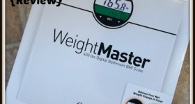 #Ozeri WeightMaster Digital Bath Scale with BMI {Review}
