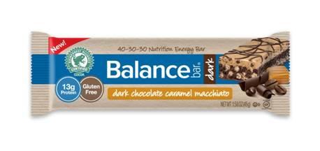 balance bar dark chocolate caramel macchiato