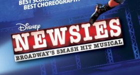 Newsies at the Academy of Music in Philadelphia 10/28 – 11/2 {50% off Select Tickets}