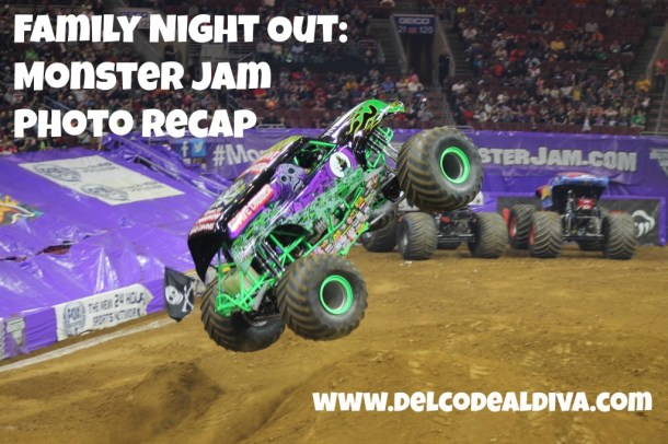 Monster Jam Photo Recap Logo