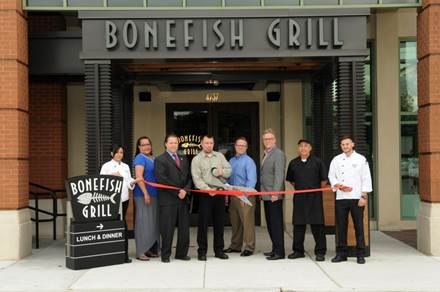 bonefish grill ribbon cutting