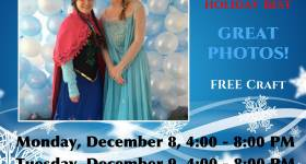 Chick-Fil-A at Lima to Host Frozen Themed Fun 12/8 & 12/9 and a Giveaway
