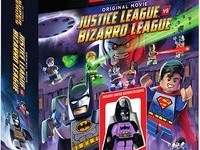 LEGO Justice League Vs Bizarro League Blu-ray {Giveaway} #JusticeLeague #BizarroLeague