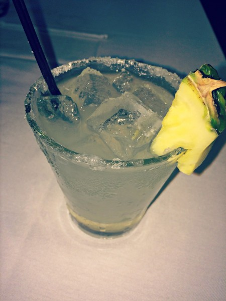 pineapple maragrita