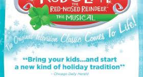 Rudolph the Red-Nosed Reindeer the Musical Coming to Merriam Theater 12/17 – 12/20 {and a Discount Code}