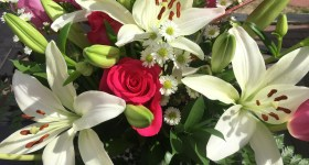 Honoring a Special Mom and Friend with Hallmark Flowers