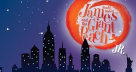 Upper Darby Summer Stage presents James and the Giant Peach, Jr! 7/27 – 7/29 and a Ticket Giveaway!