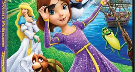 The Swan Princess: Princess Tomorrow, Pirate Today DVD {Giveaway}