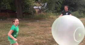New Super Wubble Bubble Ball is Stronger and More Durable Than Ever! {and a Giveaway}