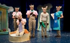 """Skippyjon Jones Snow What"" at Upper Darby Performing Arts Center 11/4/16 {& a Ticket Giveaway}"