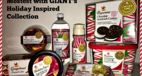 Be The Hostess with the Mostest with GIANT's Holiday Inspired Collection {& $25 Gift Card Giveaway}