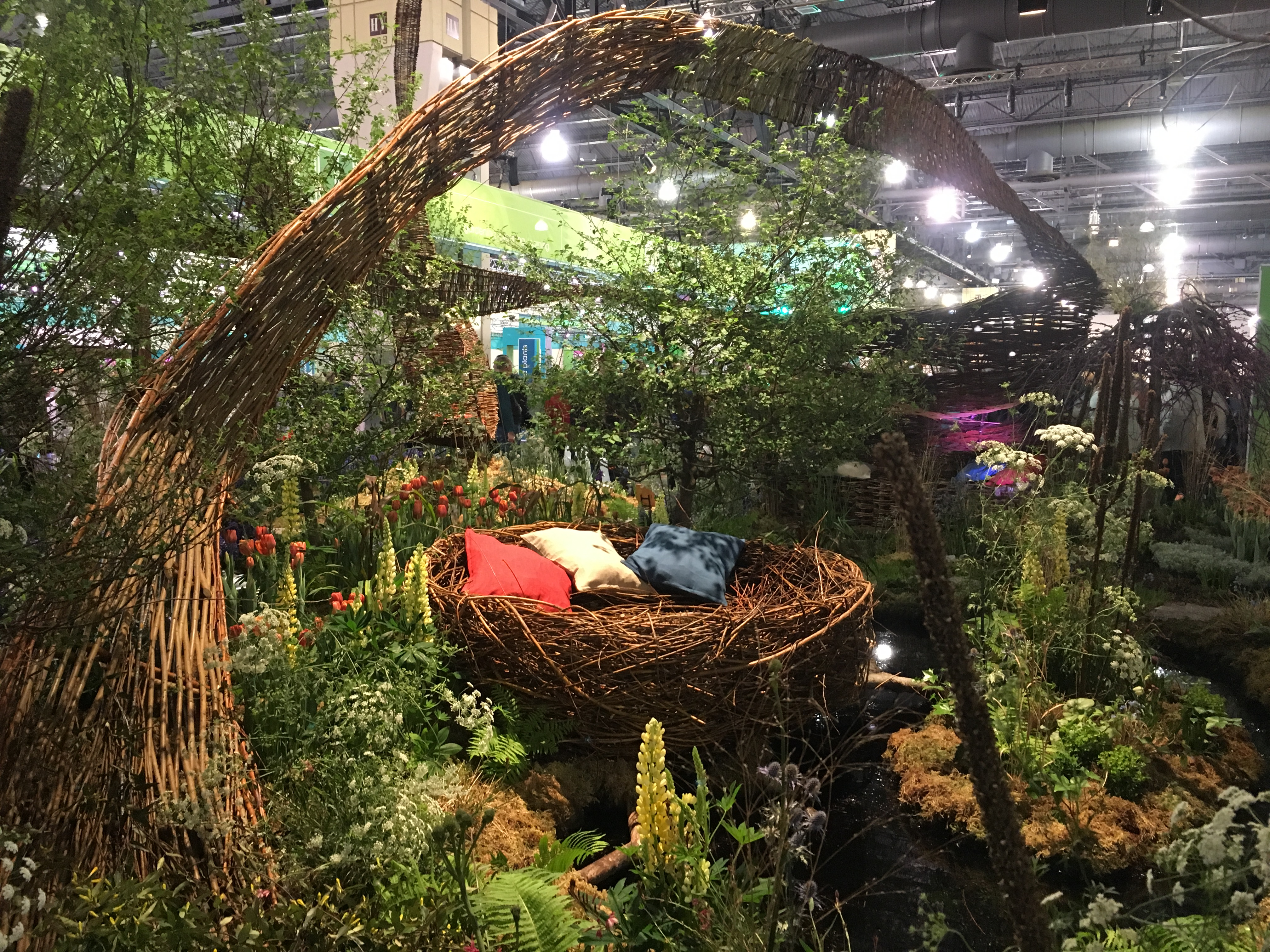The 2017 Philadelphia Flower Show is Blooming with Exhibits the ...