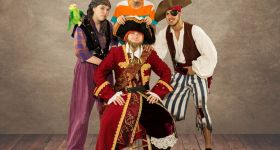 "Upper Darby Summer Stage presents ""How I Became a Pirate"" at Upper Darby Performing Arts Center July 26th – 28th {& a Ticket Giveaway}"