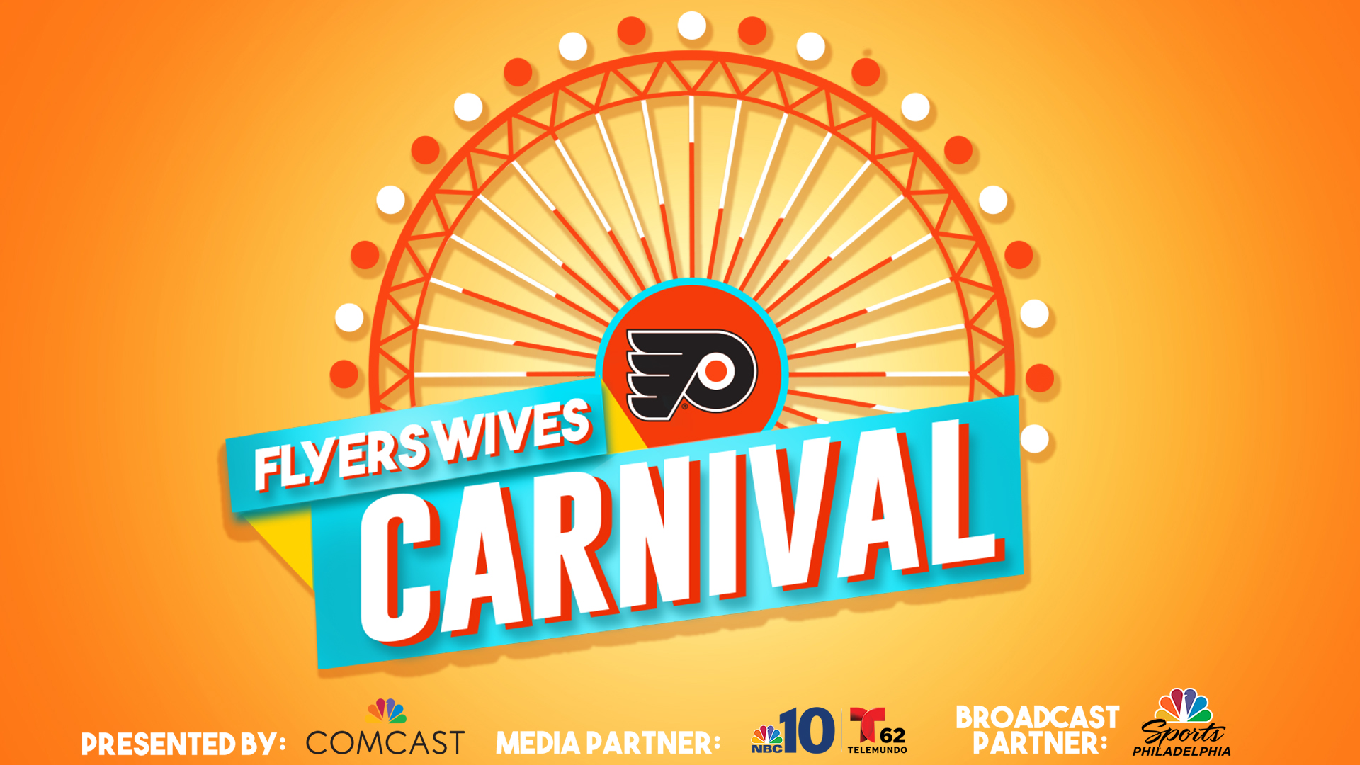 flyers wives carnival set for sunday november 19th at wells fargo