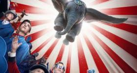 Disney's DUMBO Opens in Theaters on Friday 3/29/19 and We Are Celebrating with a Giveaway!