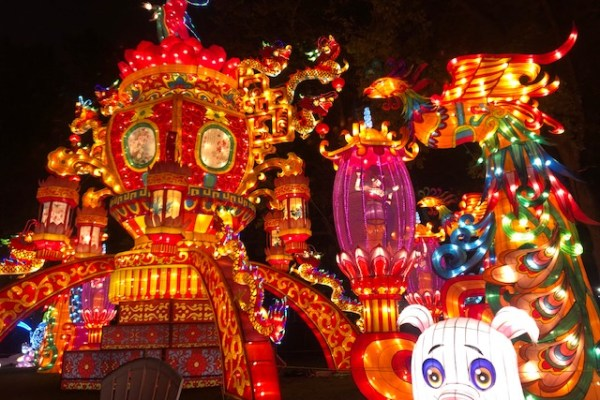 The 2019 Philadelphia Chinese Lantern Festival at Franklin Square is a Delight for the Whole Family