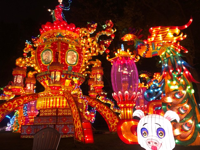 78a268f2d The 2019 Philadelphia Chinese Lantern Festival at Franklin Square is a  Delight for the Whole Family