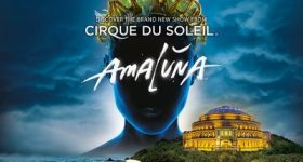 Cirque Du Soleil –  AMALUNA at The Greater Philadelphia Expo Center in Oaks 7/24 – 8/25 {& a Discount Code and Giveaway}
