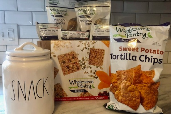 Ease Into Back to School Meal Routines with a Little Planning, Tips, and Wholesome Pantry Snacks